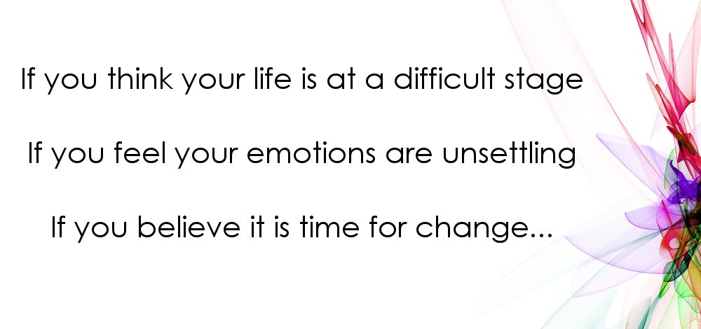 If you think your life is at a difficult stage..
